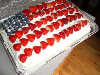 Flag_cake